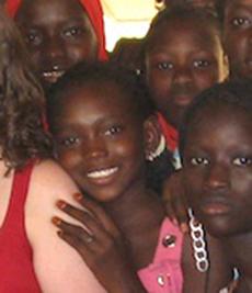 Senegal student